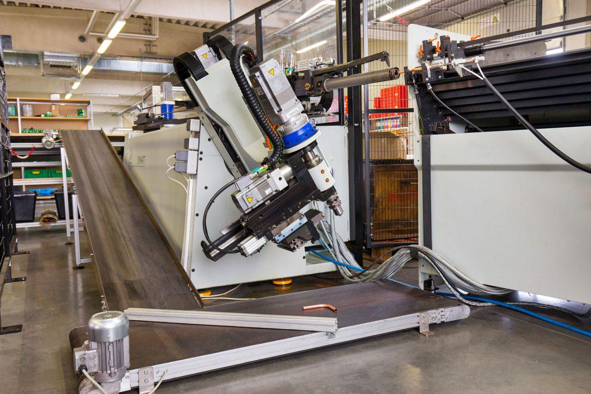 Mechanische Fertigung von Drehteile und Baugruppen bei der METUSAN TURNING GmbH