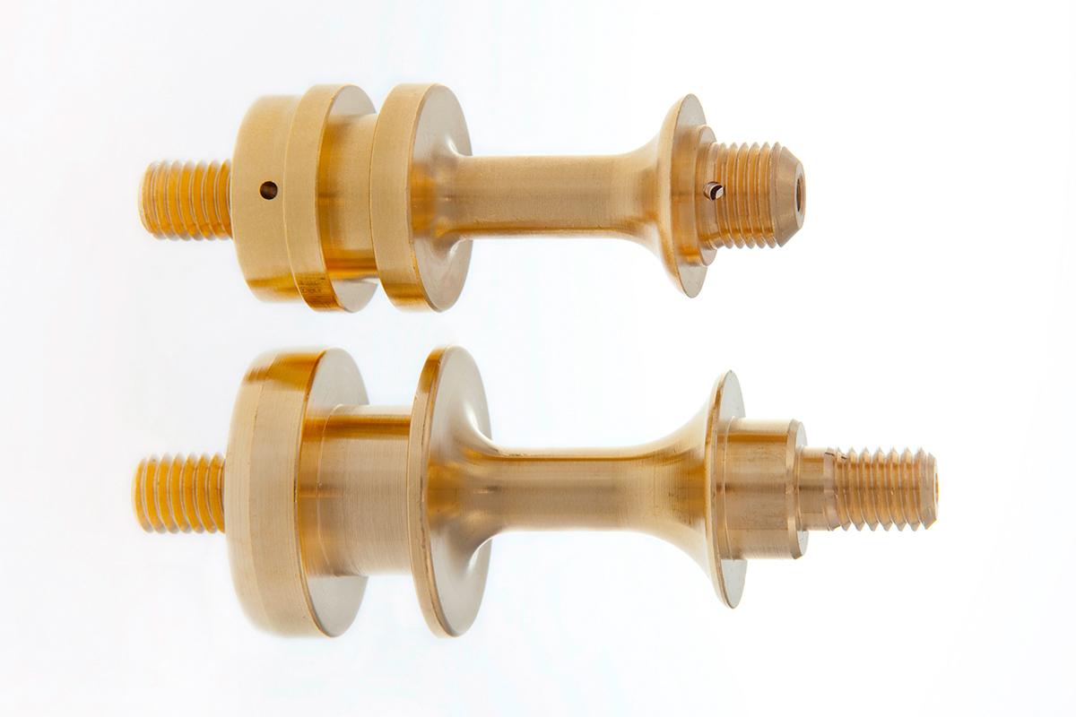 Produkte: Drehteile der METUSAN TURNING GmbH