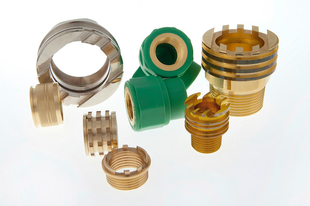 Werkstoffe: Buntmetalle bei der METUSAN TURNING GmbH