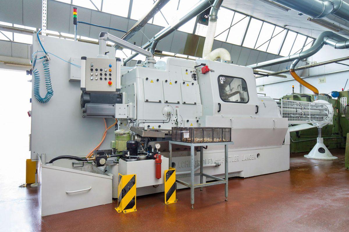 Drehautomat Pittler bei der METUSAN TURNING GmbH