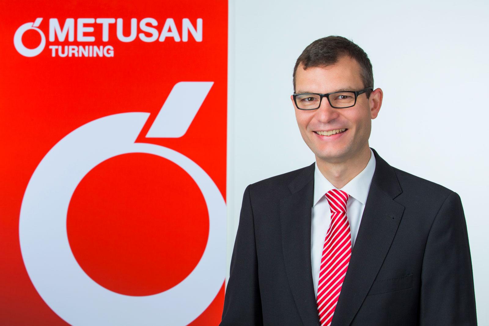 Dr. Michael Fischer   METUSAN TURNING GmbH