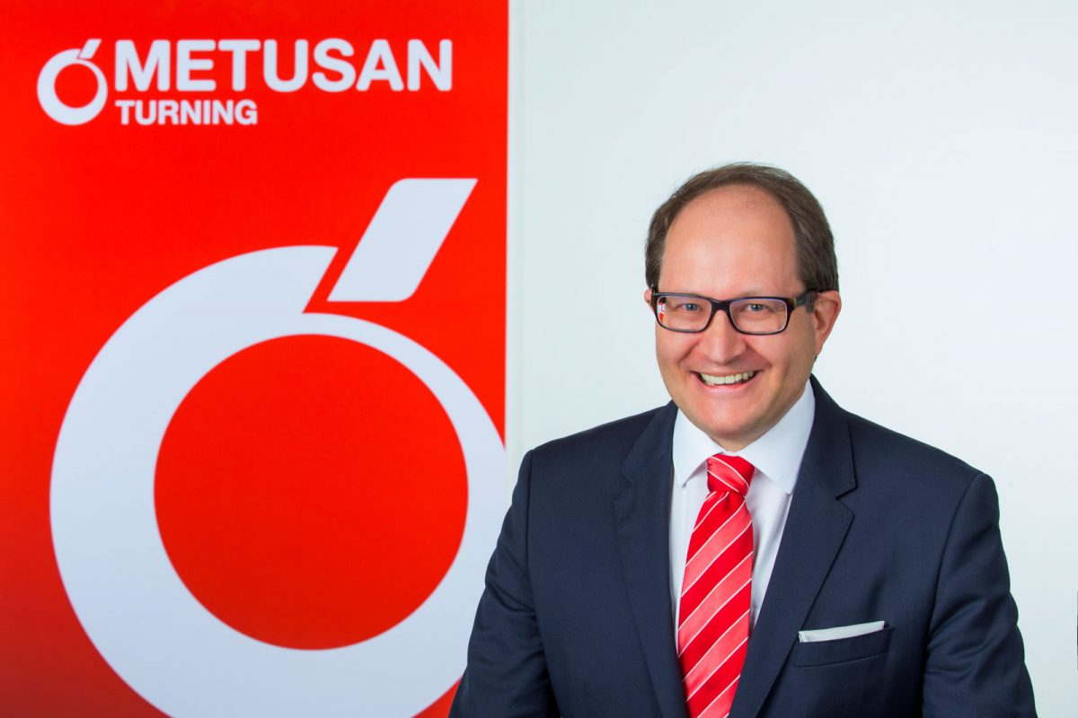 Ing. Mag. Dieter Körbisser | METUSAN TURNING GmbH