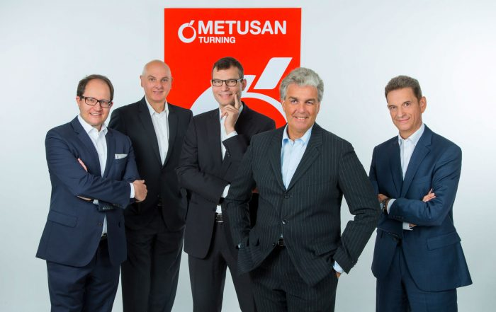 Führungsteam der METUSAN TURNING GmbH