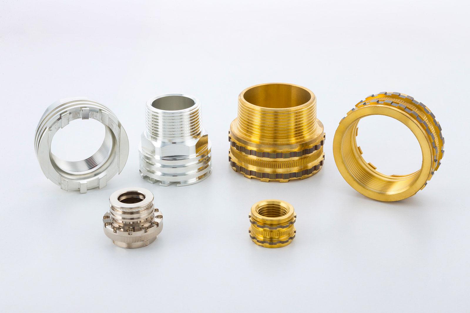 Einspritzteile produziert durch METUSAN TURNING GmbH