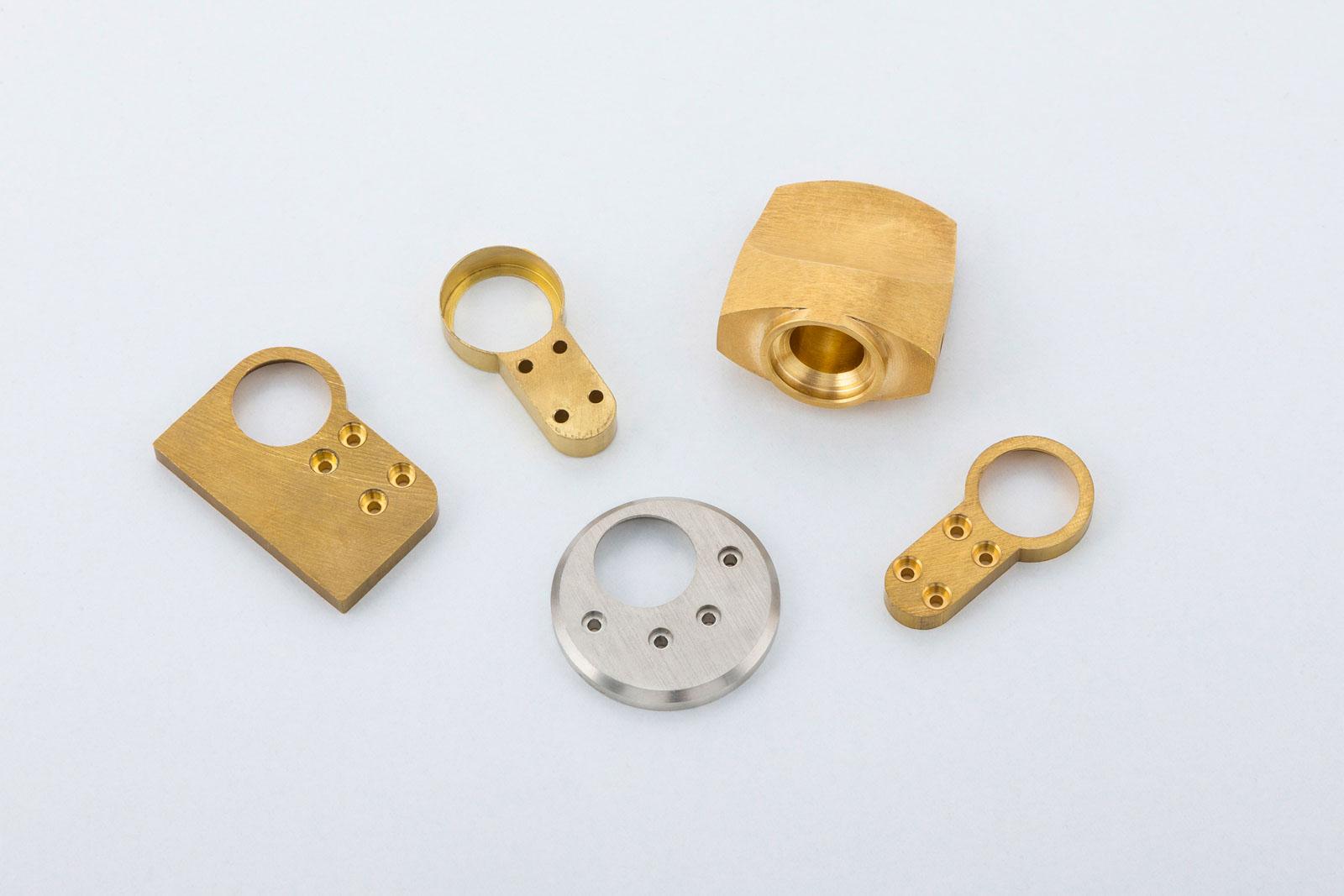 Schließtechnikteile produziert durch METUSAN TURNING GmbH