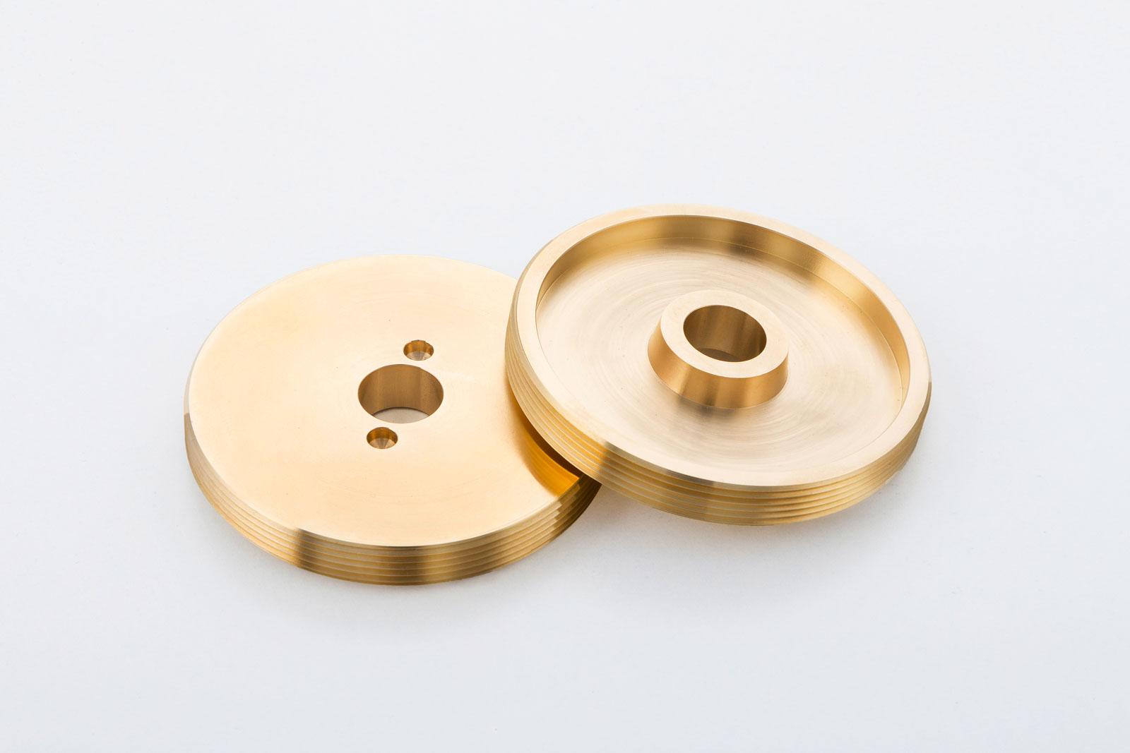 Sicherheitsventilteile produziert durch METUSAN TURNING GmbH