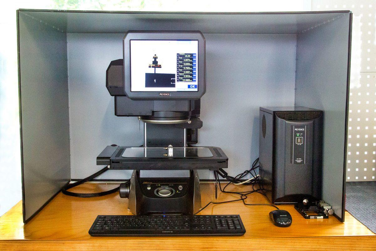 Automatisches optisches Messmikroskop bei METUSAN TURNING GmbH