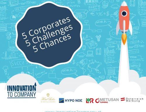 Innovation2company – Kick Off